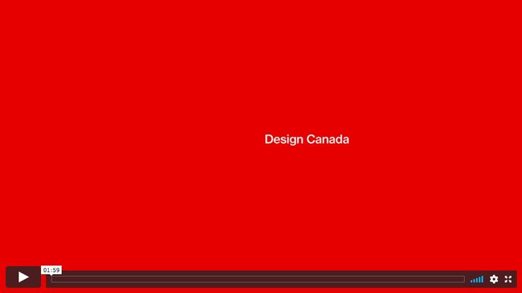 Design Canada — Film Trailer